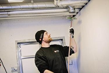 Ventilationsrengöring Stockholm