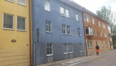 Fasadtvätt Falun