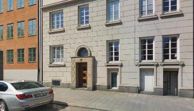 Brf Styrmansgtan - fasadtvätt Östermalm