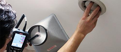 Injustering av ventilation Specialrengöringar Sverige.