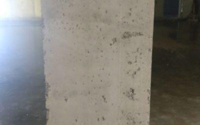 Kan betong se för fint ut? vi gör det mer rough med blästring