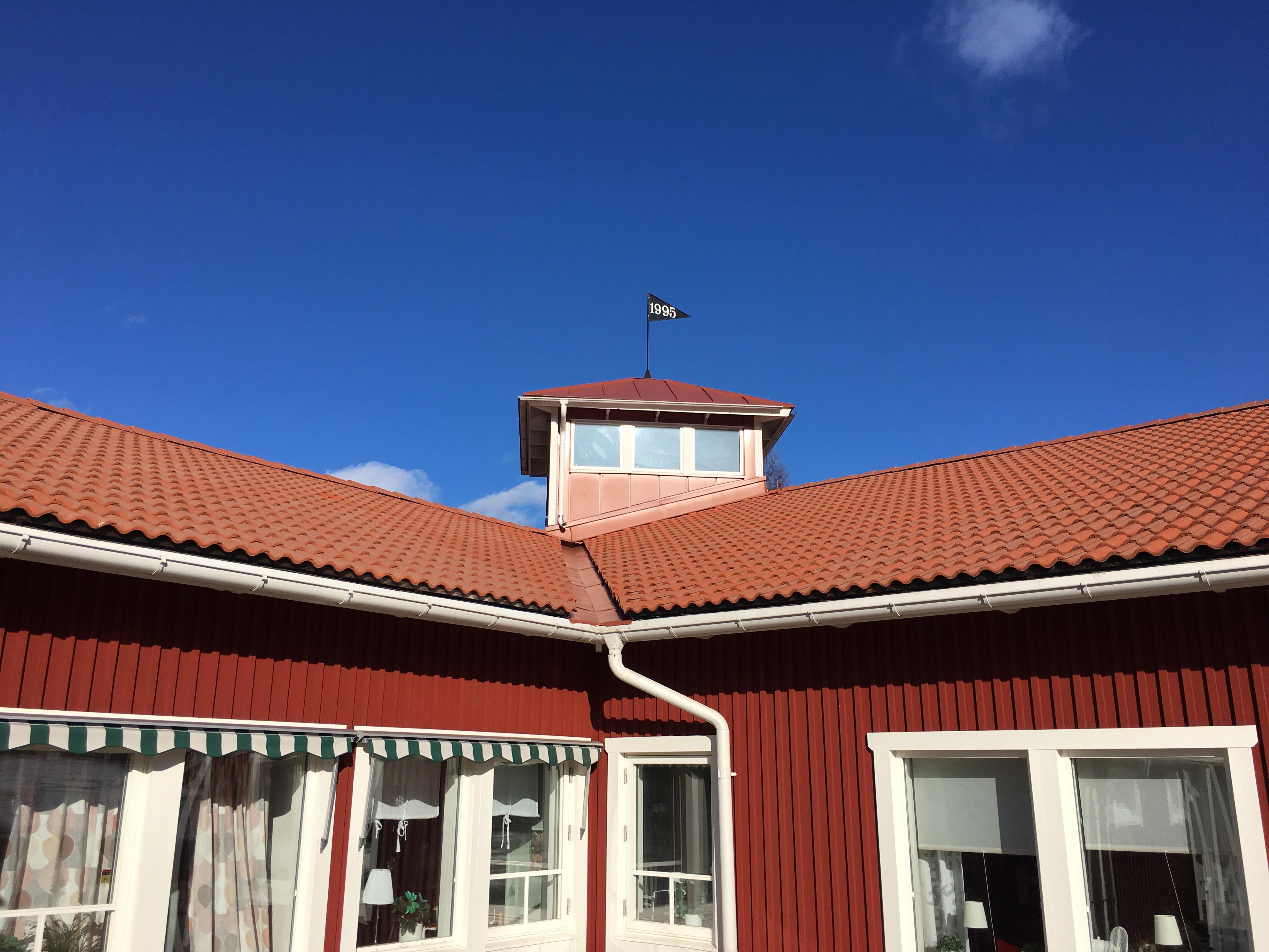 Specialrengöringar Sverige utför taktvätt på Munkerudsskolan