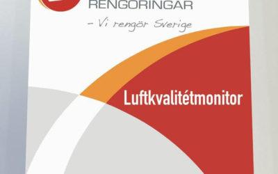 Sjukhus i Skåne får luftkvalitetmonitorering från oss.
