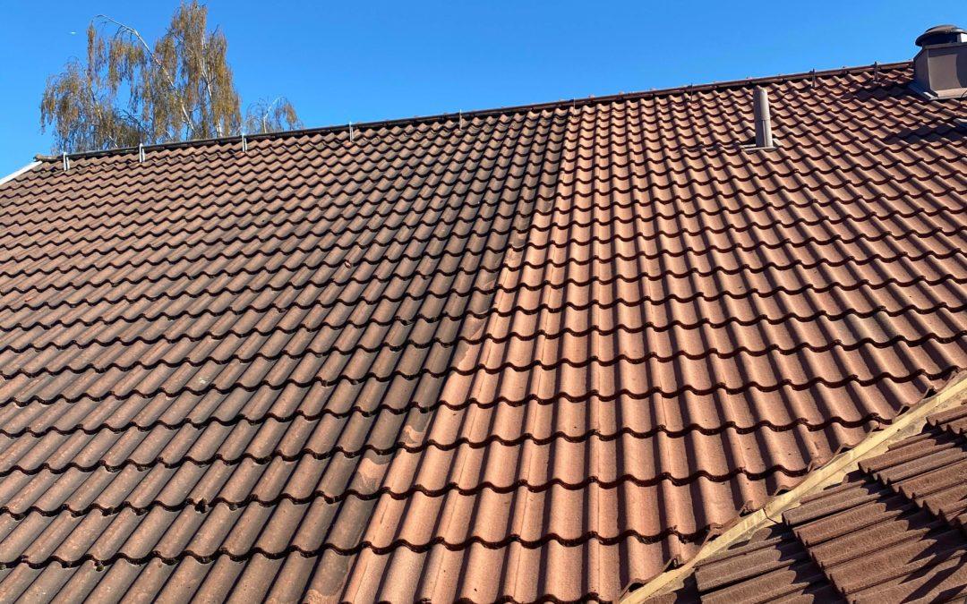 Ett snyggt och fräscht tak ger bättre bemötande för sina kunder – Taktvätt