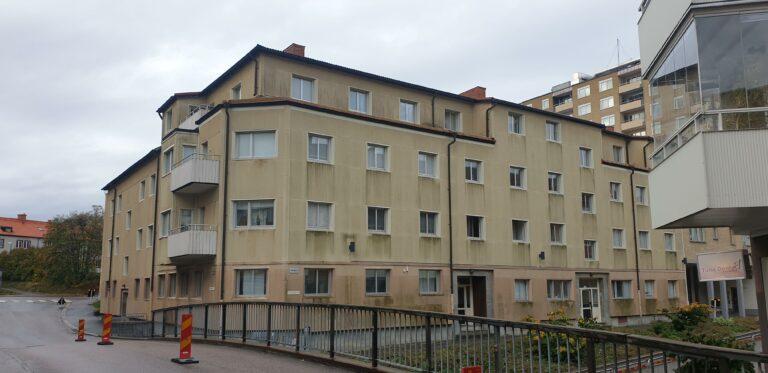 Fasadtvätt i Eskilstuna